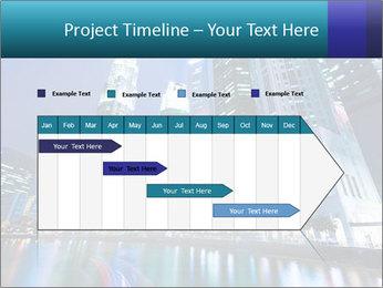 Illuminated Singapore PowerPoint Template - Slide 25