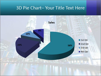 Illuminated Singapore PowerPoint Template - Slide 35