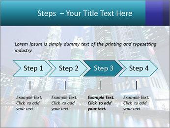 Illuminated Singapore PowerPoint Template - Slide 4