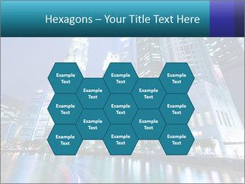 Illuminated Singapore PowerPoint Template - Slide 44