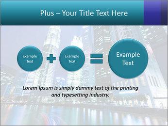 Illuminated Singapore PowerPoint Template - Slide 75