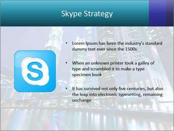 Illuminated Singapore PowerPoint Template - Slide 8