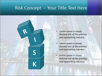Illuminated Singapore PowerPoint Template - Slide 81