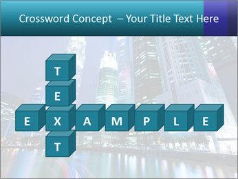 Illuminated Singapore PowerPoint Template - Slide 82