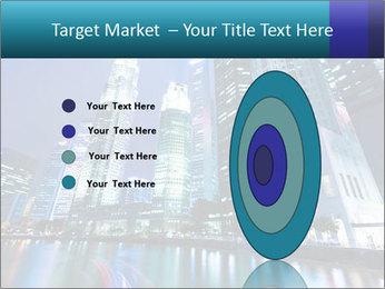 Illuminated Singapore PowerPoint Template - Slide 84