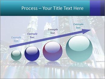 Illuminated Singapore PowerPoint Template - Slide 87