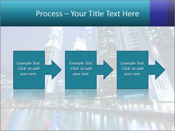 Illuminated Singapore PowerPoint Template - Slide 88