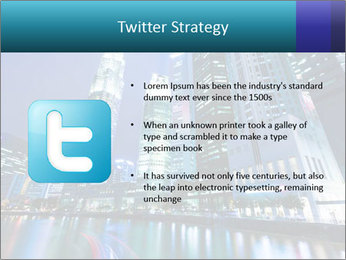 Illuminated Singapore PowerPoint Template - Slide 9