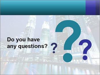 Illuminated Singapore PowerPoint Templates - Slide 96