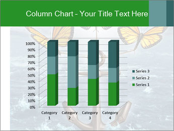 Butterflies And Anchor PowerPoint Template - Slide 50