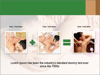 Relaxing Spa Massage PowerPoint Templates - Slide 22