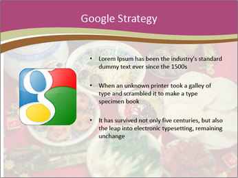 Traditional Chinese Dinner PowerPoint Template - Slide 10