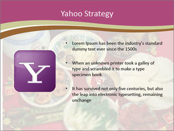 Traditional Chinese Dinner PowerPoint Template - Slide 11