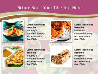 Traditional Chinese Dinner PowerPoint Template - Slide 14
