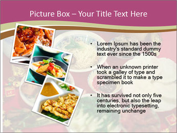 Traditional Chinese Dinner PowerPoint Template - Slide 17