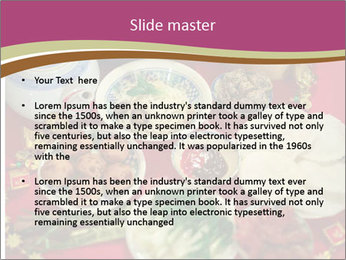Traditional Chinese Dinner PowerPoint Template - Slide 2