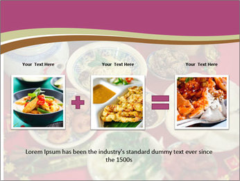 Traditional Chinese Dinner PowerPoint Template - Slide 22