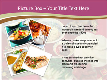Traditional Chinese Dinner PowerPoint Template - Slide 23
