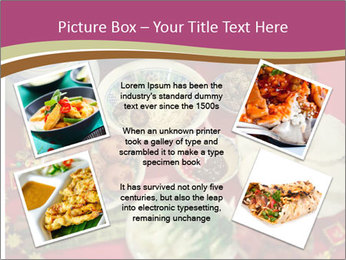 Traditional Chinese Dinner PowerPoint Template - Slide 24