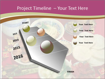 Traditional Chinese Dinner PowerPoint Template - Slide 26