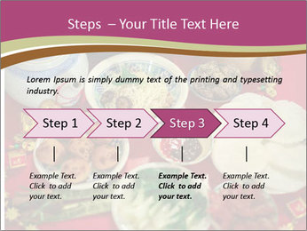 Traditional Chinese Dinner PowerPoint Template - Slide 4