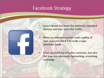 Traditional Chinese Dinner PowerPoint Template - Slide 6