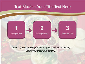 Traditional Chinese Dinner PowerPoint Templates - Slide 71