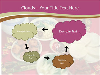 Traditional Chinese Dinner PowerPoint Template - Slide 72