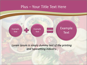 Traditional Chinese Dinner PowerPoint Template - Slide 75