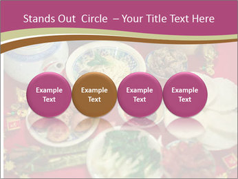 Traditional Chinese Dinner PowerPoint Template - Slide 76