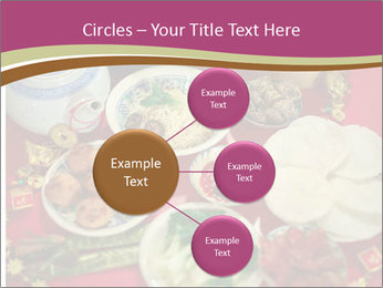 Traditional Chinese Dinner PowerPoint Template - Slide 79