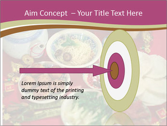 Traditional Chinese Dinner PowerPoint Template - Slide 83