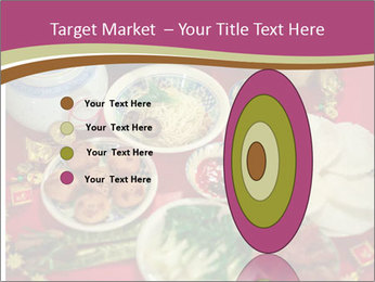 Traditional Chinese Dinner PowerPoint Template - Slide 84