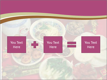 Traditional Chinese Dinner PowerPoint Template - Slide 95