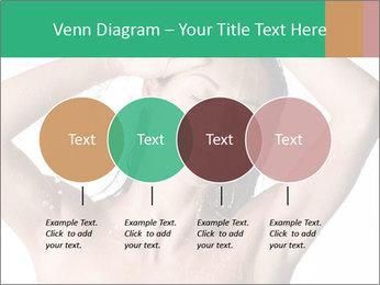 Sensual Woman In Bathroom PowerPoint Template - Slide 32