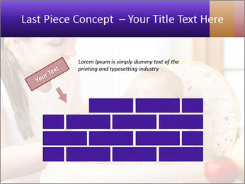 Baby Eating Time PowerPoint Template - Slide 46