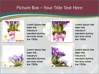 Flowerd In Medow PowerPoint Template - Slide 14
