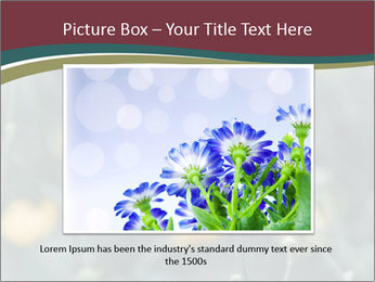 Flowerd In Medow PowerPoint Template - Slide 15