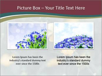 Flowerd In Medow PowerPoint Template - Slide 18