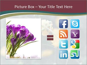 Flowerd In Medow PowerPoint Template - Slide 21