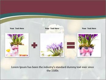 Flowerd In Medow PowerPoint Template - Slide 22