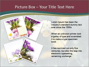 Flowerd In Medow PowerPoint Template - Slide 23