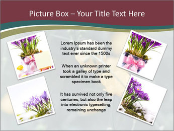 Flowerd In Medow PowerPoint Template - Slide 24