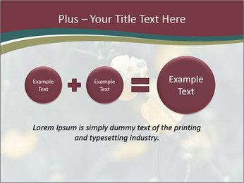 Flowerd In Medow PowerPoint Template - Slide 75