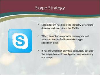 Flowerd In Medow PowerPoint Template - Slide 8
