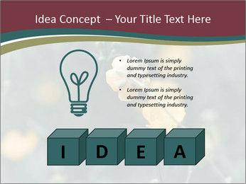 Flowerd In Medow PowerPoint Template - Slide 80