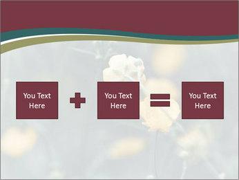 Flowerd In Medow PowerPoint Template - Slide 95