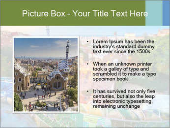 Gaudi Art PowerPoint Template - Slide 13