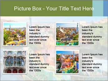 Gaudi Art PowerPoint Template - Slide 14
