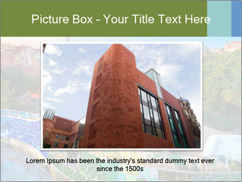 Gaudi Art PowerPoint Template - Slide 16